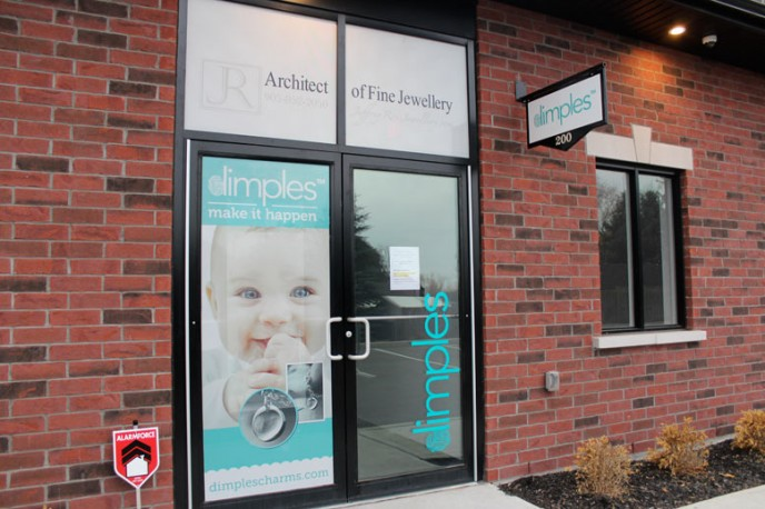 Perforated Window Film is great when you want your images printed directly on vinyl material