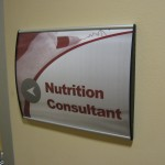 Changeable Paper Signage