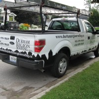 This customer liked his truck so much, he came back with a second one to do!