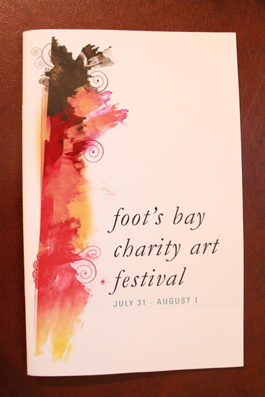 colored booklets and/or brochures for your special events,,, as many pages as needed...