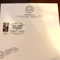 matching business cards, letterheads, envelopes, postcards, brochures, gift certificates, flyers