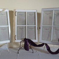 Personalized chart for your Wedding Guests!
